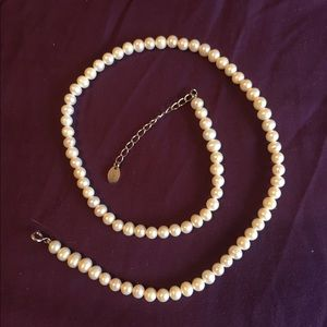 Stauer Jewelry - Pearl Neclace